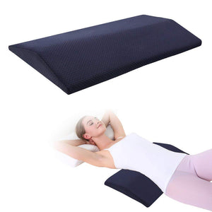 Homlly Memory Foam Sleeping Pillow for Lower Back Pain - Homlly