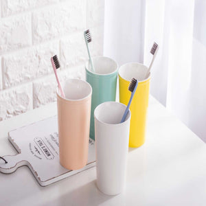 Homlly Charcoal Toothbrush w individual Cover (8pcs)