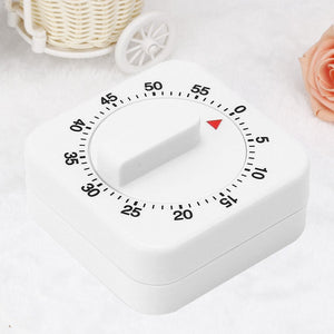 Homlly Kitchen Mechanical Count Down Timer (No Battery Needed) - Homlly
