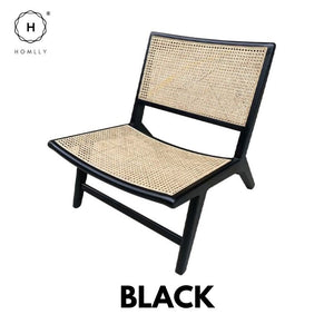 Homlly Stuii Rattan Reading Chair