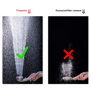 Homlly 3 in 1  High Pressure Handheld Shower Head