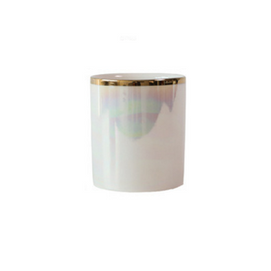 Homlly Marbi Ceramic Gold Rim Mug Holder