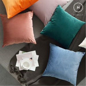 Homlly Basic Hue Cushion Covers - Homlly
