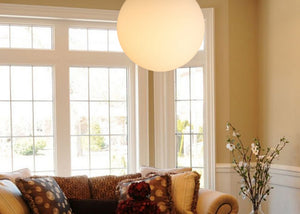 Ball Glass Ceiling Lamp - Homlly