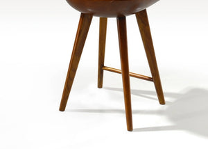 Bassam Ash Wood Stool
