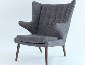 Harvey Ashwood Chair - Homlly