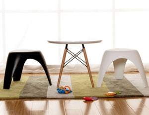 Curved Stool - Homlly