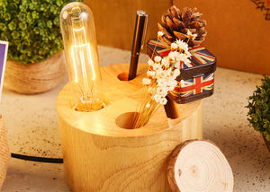 Boston Cake Desk Lamp - Homlly