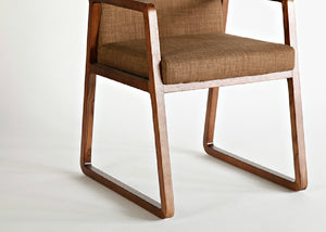 Brendan Ash Wood Chair