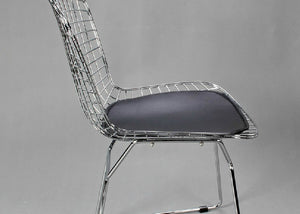 Charles Wire Chair - Homlly