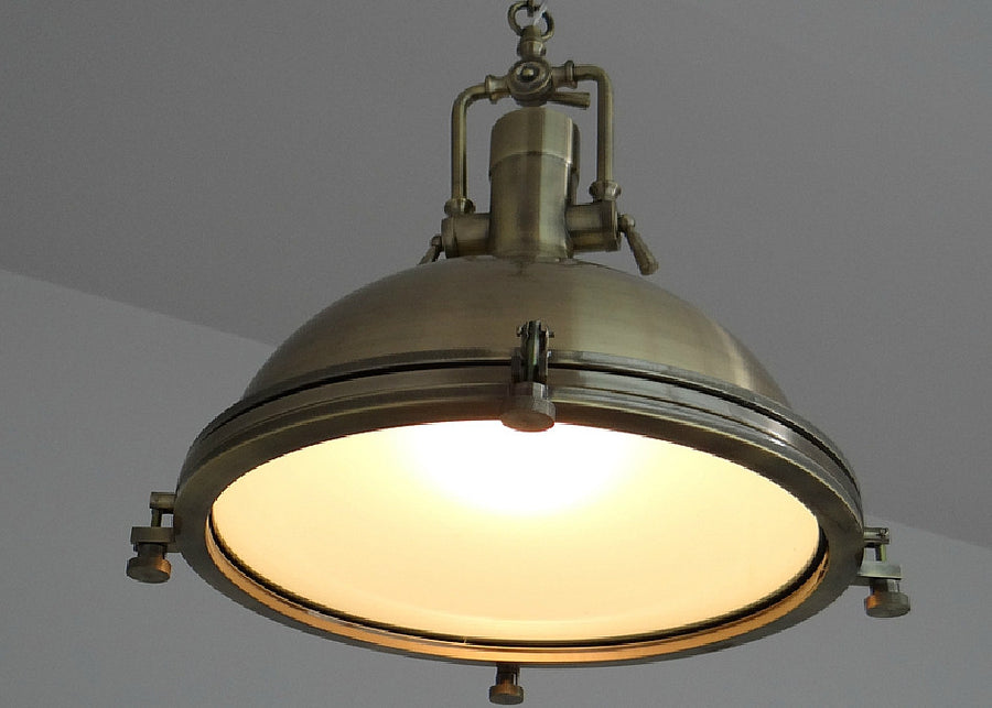 Cirkeln Metal Ceiling Lamp