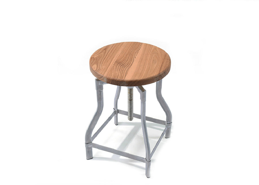Corkscrew Bar Stool