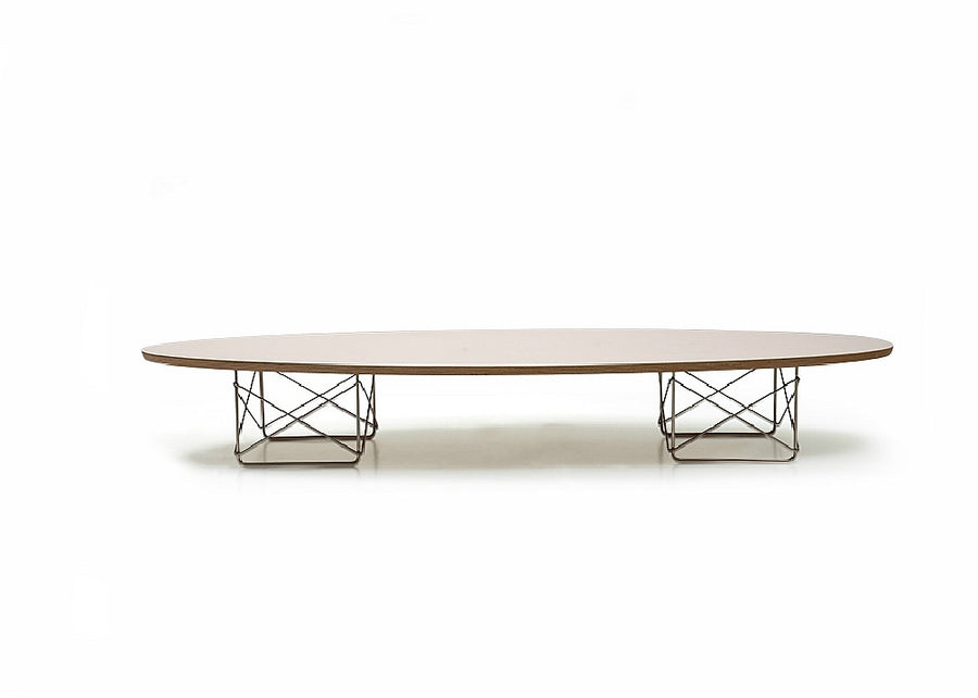 Eames Elliptical Coffee Table