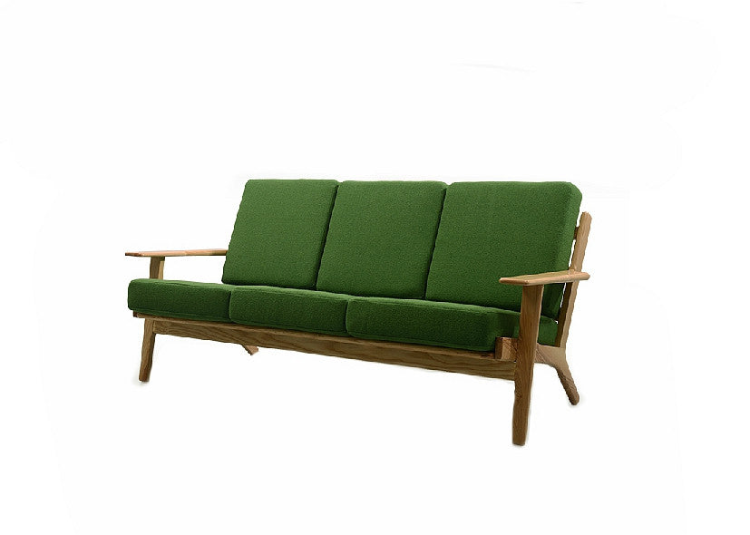 Esmeralda Sofa with Arm Rests - Homlly