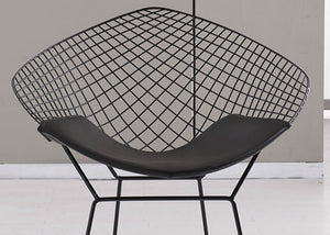 Geometric Diamond Chair - Homlly