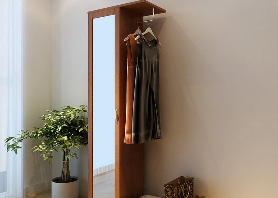 Multifunctional Halland Cupboard and Mirror