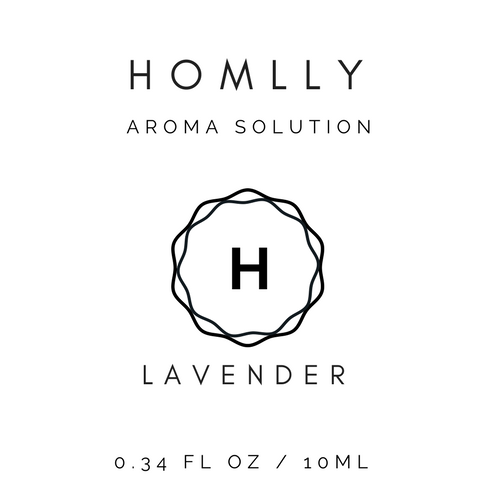 Aroma therapy fragrance oil (Lavender) 10ml - Homlly