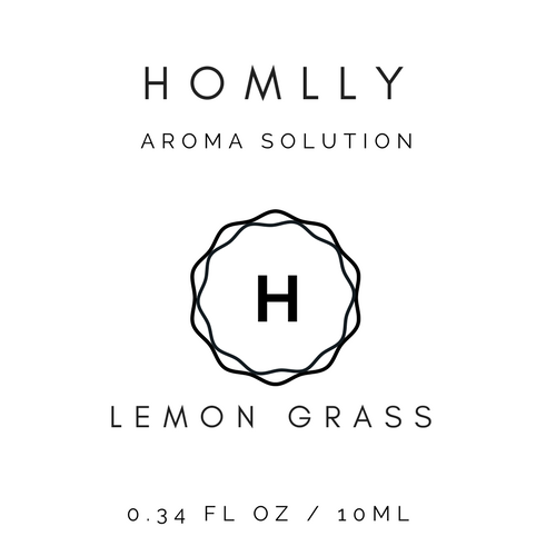 Aroma therapy fragrance oil (Lemon Grass) 10ml - Homlly