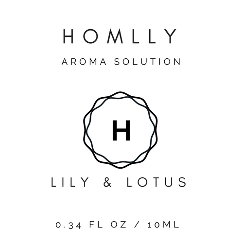 Aroma Therapy Fragrance Oil (Lily & Lotus) 10ml