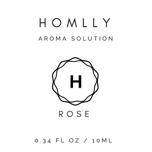 Aroma Therapy Fragrance Oil (Rose) 10ml - Homlly