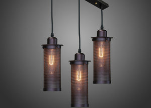 A Miner's Ceiling Lamp - Homlly