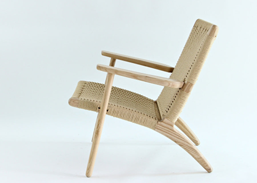 K??nan Ash Wood Chair