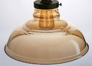 Kymen Glass Ceiling Lamp