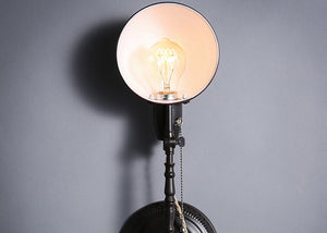 Illinois Industrial Wall Lamp