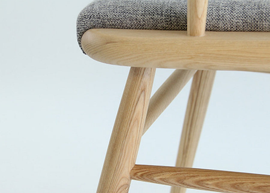 Miyoshi Ash Wood Chair