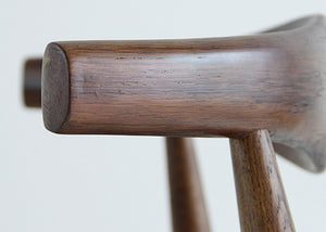 Ox Horn Ash Wood Chair
