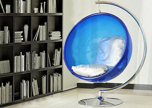 Racking Bubble Chair