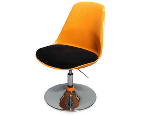 Orange Tulip Chair