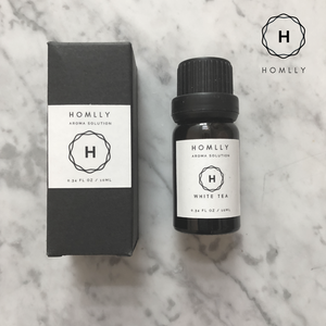 Aroma therapy fragrance oil (White tea) 10ml - Homlly