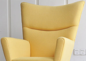 Wegner Wing Chair Set