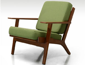 Tribbiani Ash wood Chair