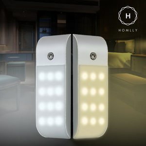 Homlly Motion Sensor LED Closet light (white/ warm white)