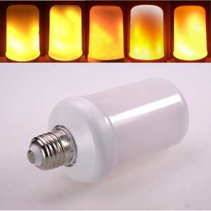 Fire Flame LED Light Bulb E27 - Homlly