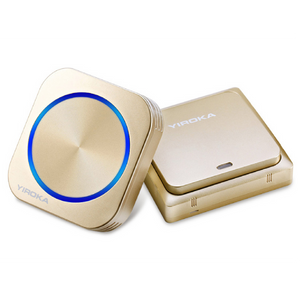 Homlly Wireless Door Bell (No Battery needed) - Homlly