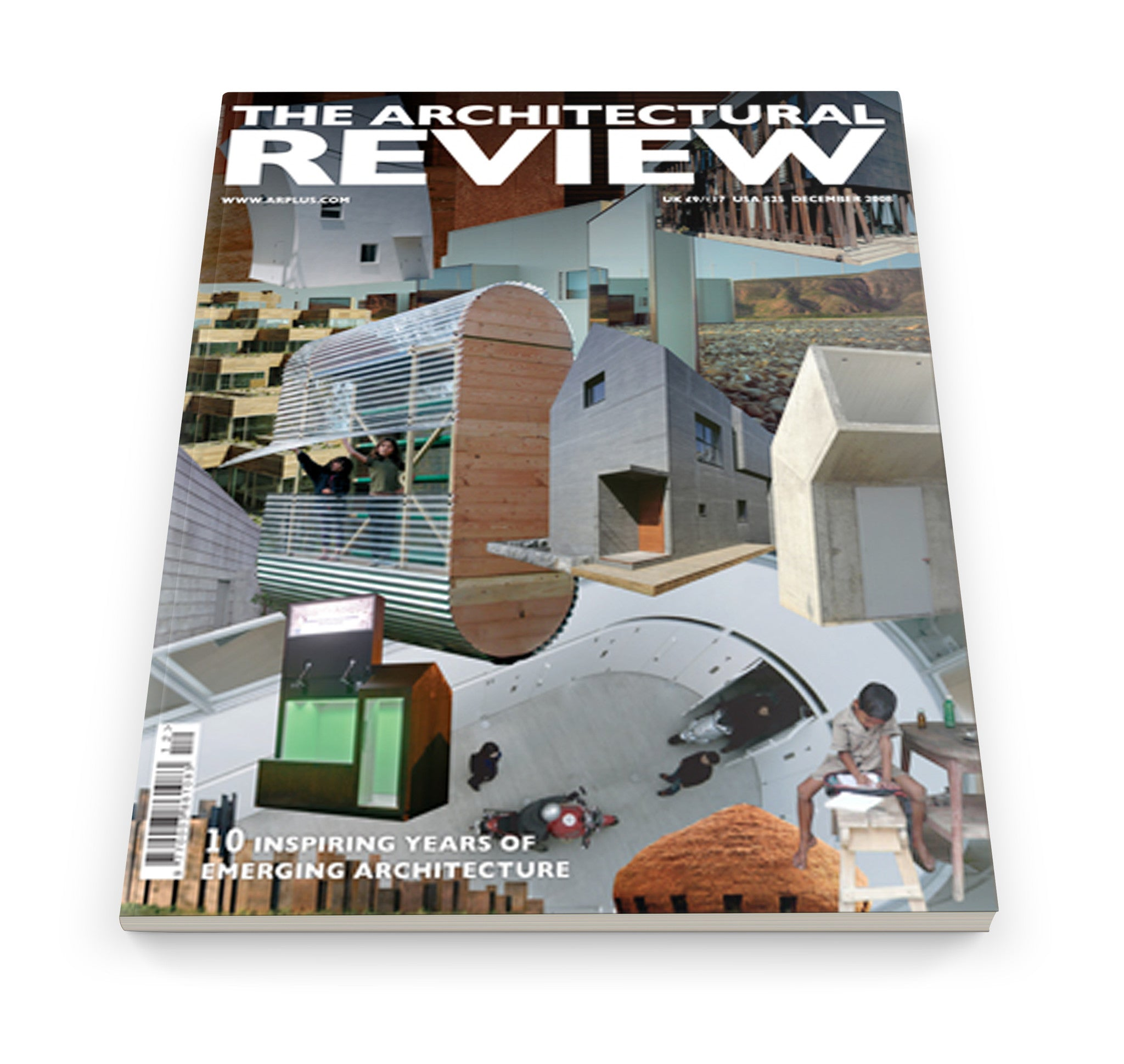 The Architectural Review Issue 1319, January 2007