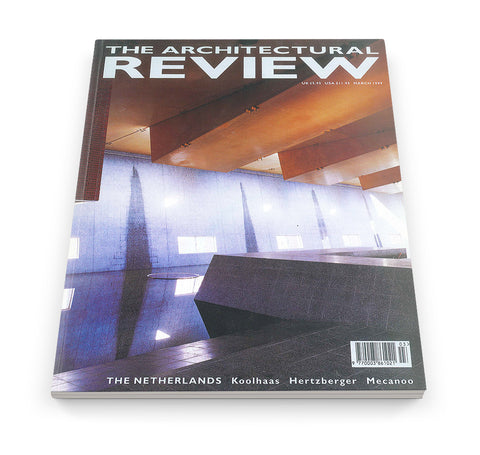The Architectural Review Issue 1225, March 1999