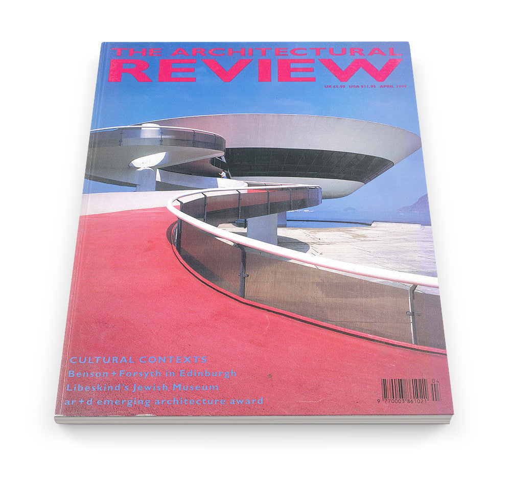 The Architectural Review Issue 1226, April 1999