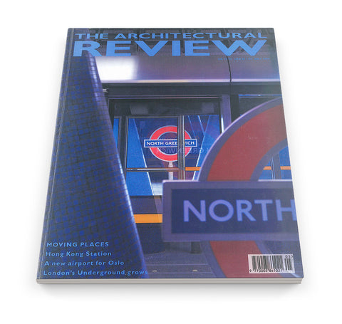 The Architectural Review Issue 1227, May 1999