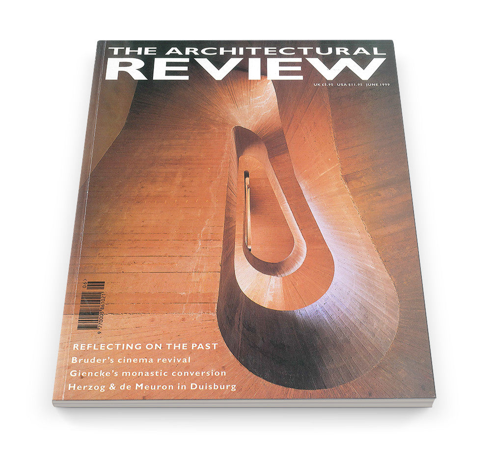The Architectural Review Issue 1228, June 1999