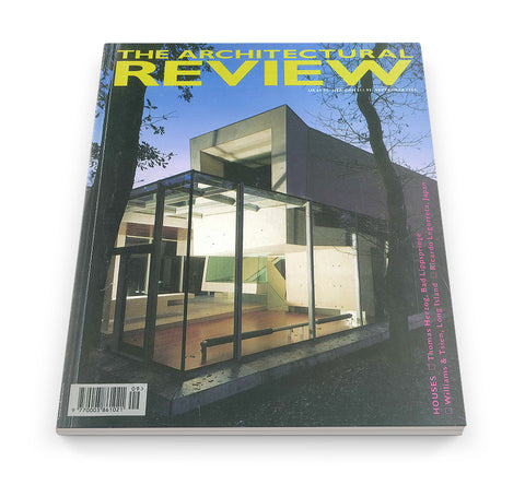 The Architectural Review Issue 1231, September 1999