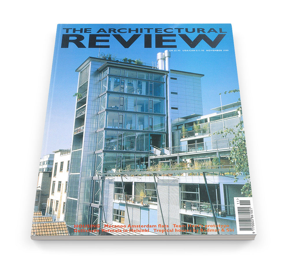 The Architectural Review Issue 1233, November 1999