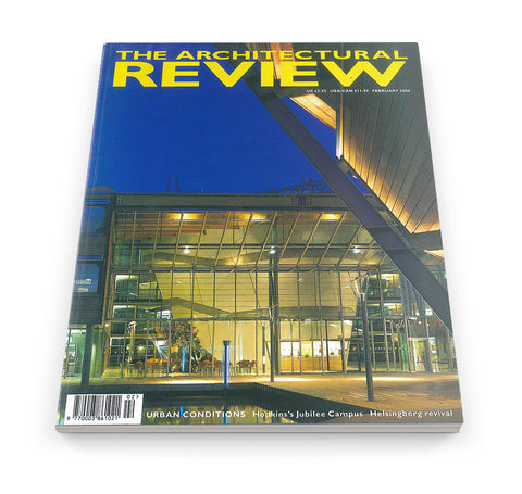 The Architectural Review Issue 1236, February 2000