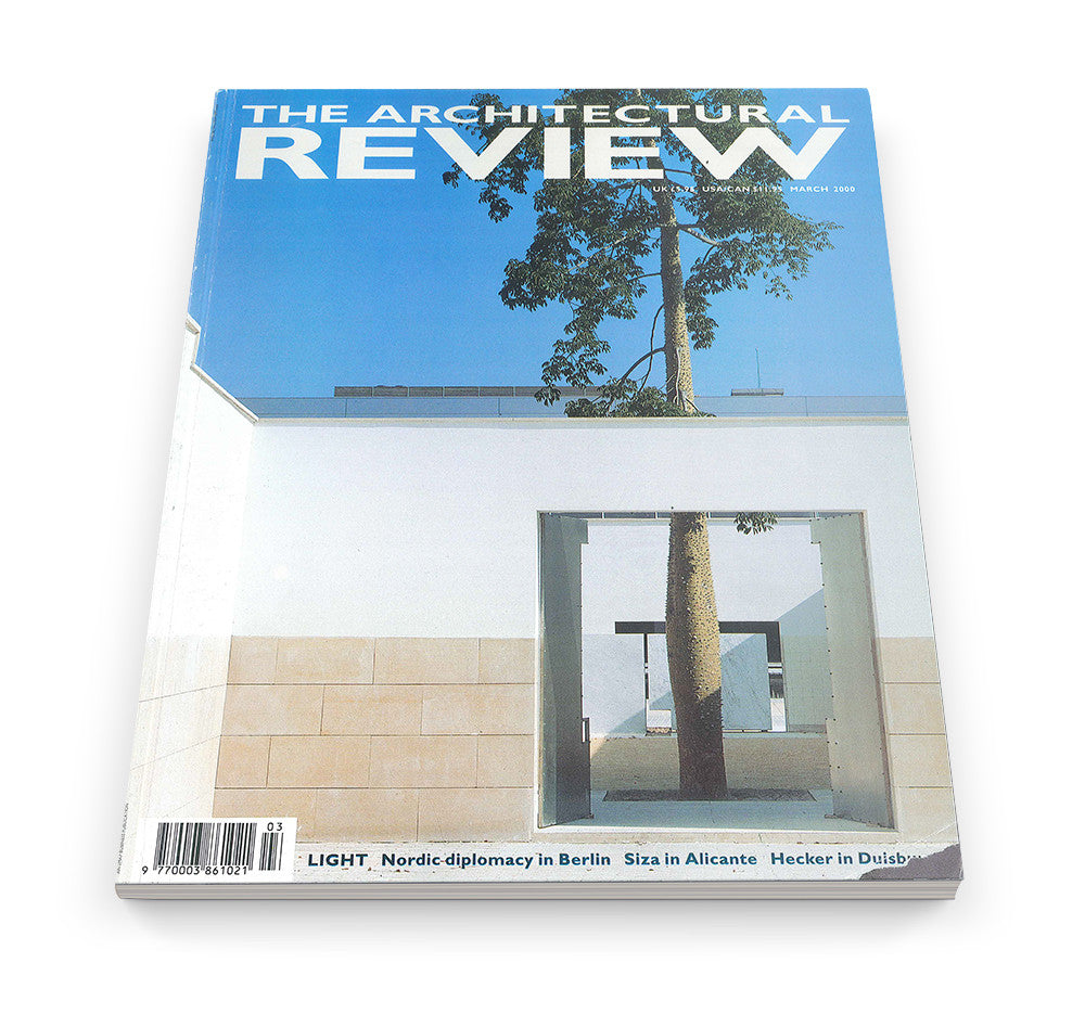 The Architectural Review Issue 1237, March 2000