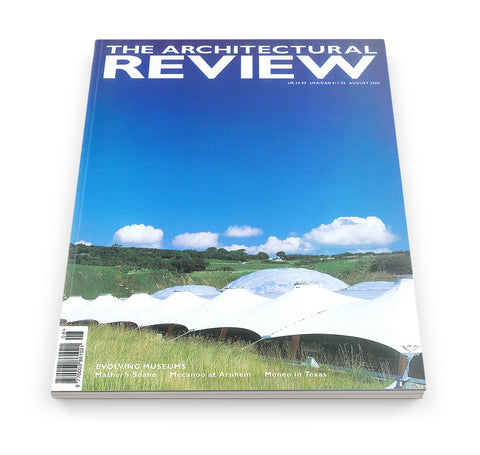 The Architectural Review Issue 1242, August 2000