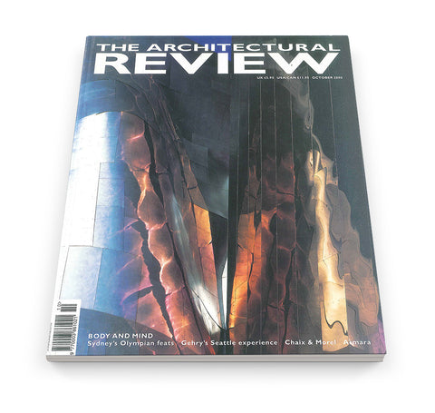 The Architectural Review Issue 1244, October 2000