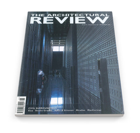 The Architectural Review Issue 1245, November 2000
